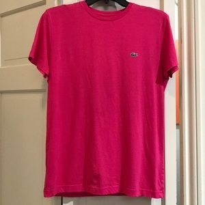Lacoste tee shirt T-shirt size 3